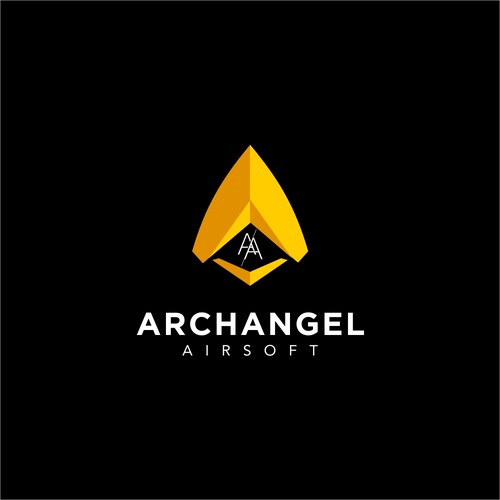 Logo Design for Purpose Archangel Airsoft