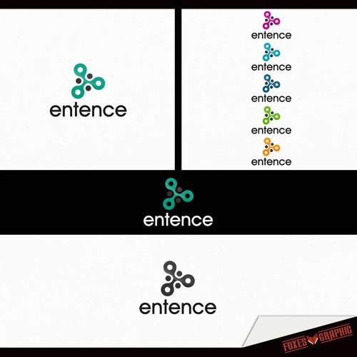 Logo concept for entence