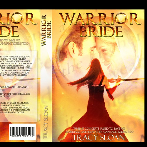 INNOVATION wanted: New book cover for Warrior Bride
