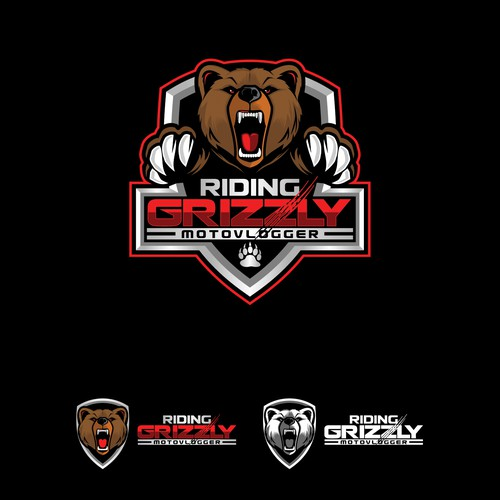 RidingGrizzly Logo