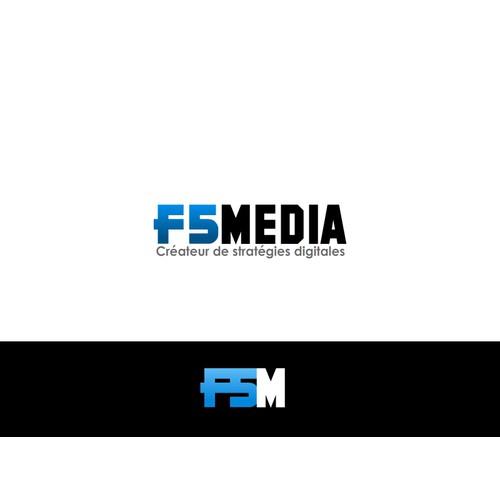 Logo for F5 Media