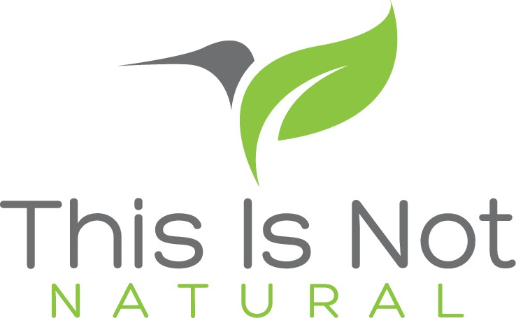 This is Not Natural Logo Design