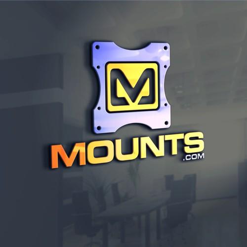 logo for tv mount