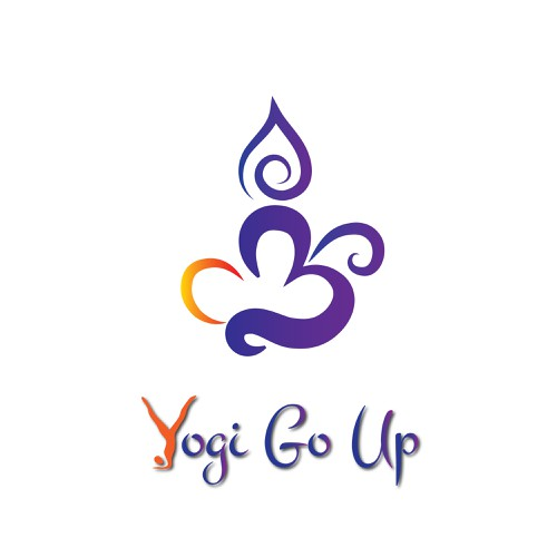 logo for Yogi Go Up