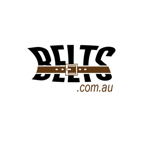 Create the next logo for Belts.com.au