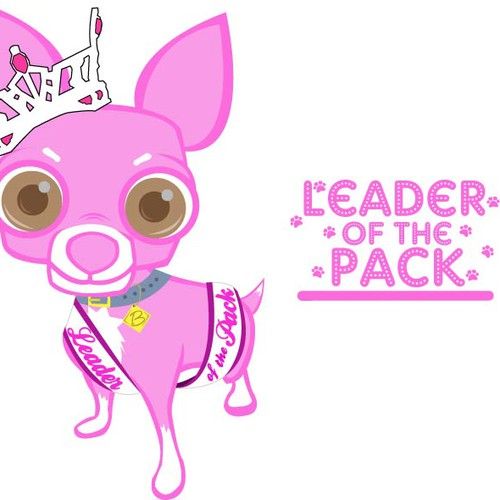 New Logo Design wanted for Leader of the Pack