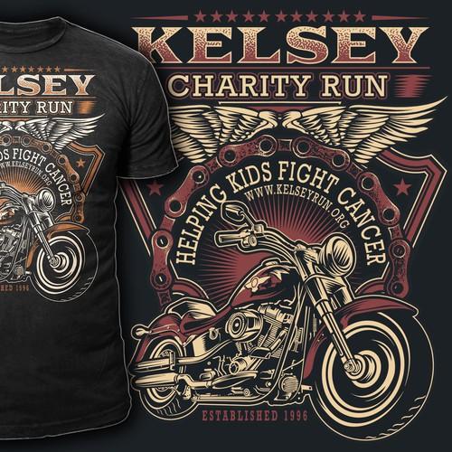 KELSEY run Shirt