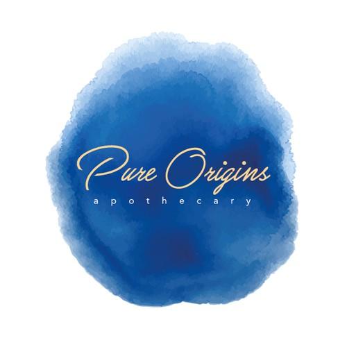 Logo Design for Pure Origins