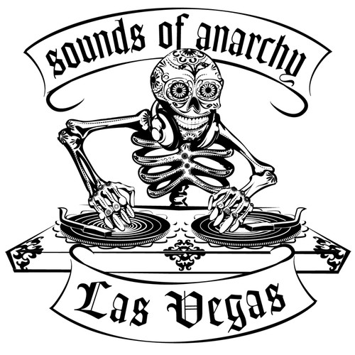 logo for DJ company