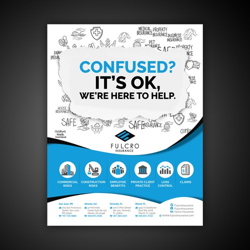 Fulcro Print Advert