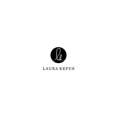 Elegant logo for clothing label