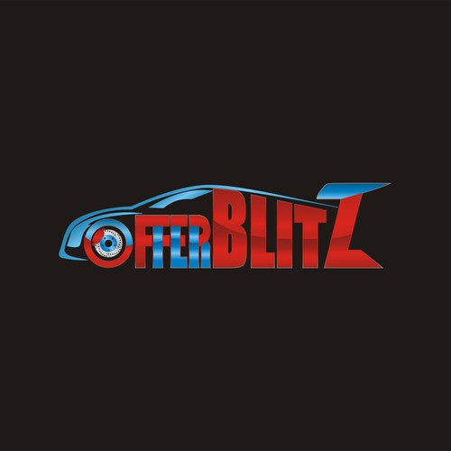 UPDATED: In need of Vehicle Sales Website Logo: OfferBlitz