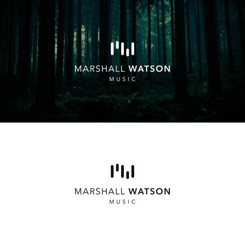 Logo and Website Design for Composer/Producer