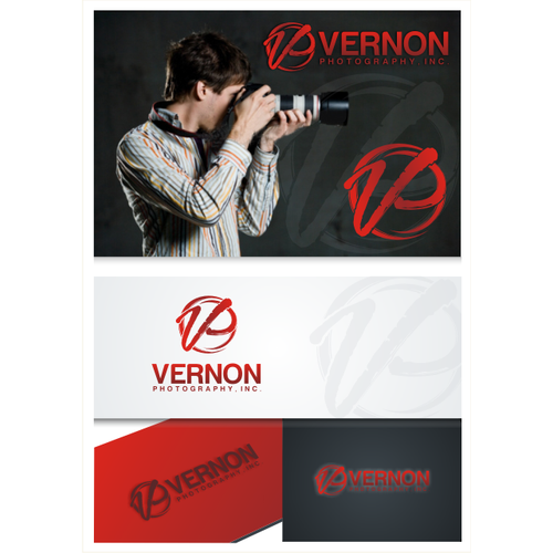 Help Vernon Photography, Inc with a new logo