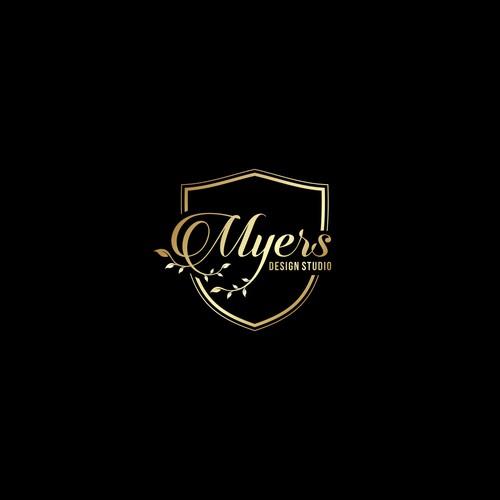 logo for Myers design studio