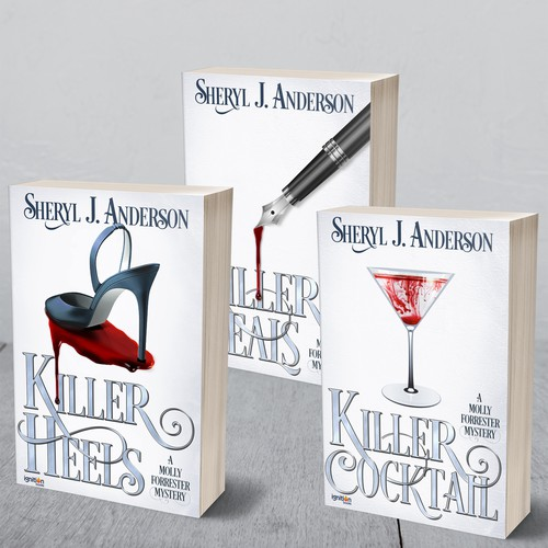 Book Cover: Mystery Series