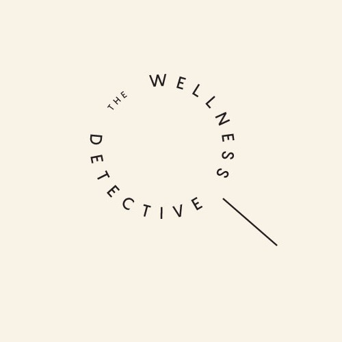 The Wellness Detective Branding