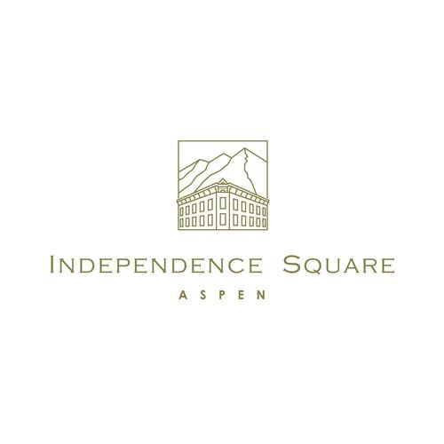 A logo concept for a hotel