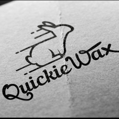 Logo for Quickie Wax
