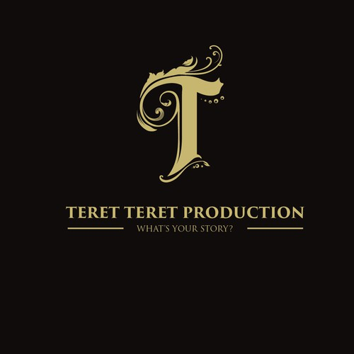 Logo concept for production house