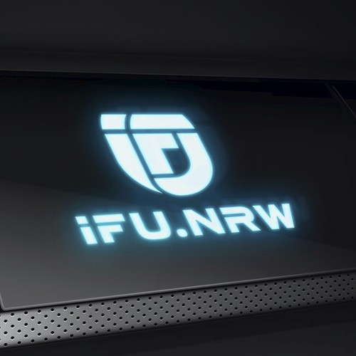 Brand identity for ifu.nrw