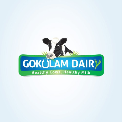 logo for Gokulam Dairy