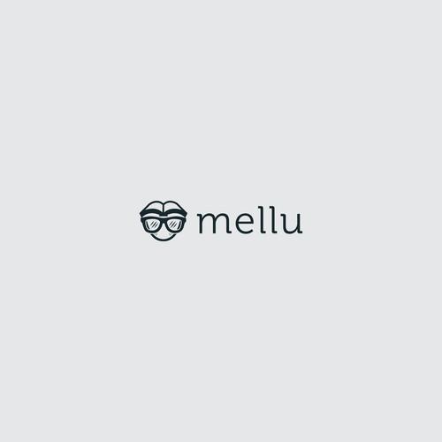 Logo for mellu