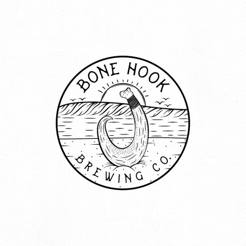 Logo for Craft Brewery in Florida