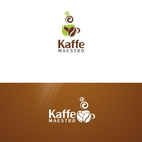 Create a logo with for a Coffee and Tea company