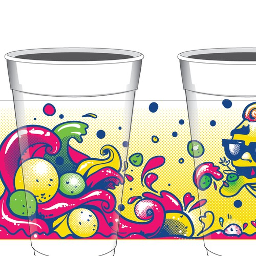 Styrofoam Cup Design
