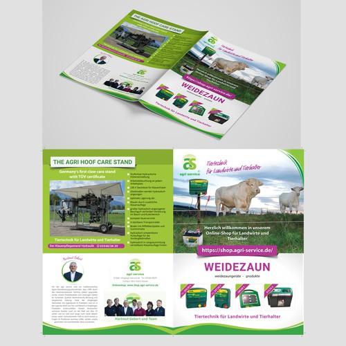 Brochure Front side