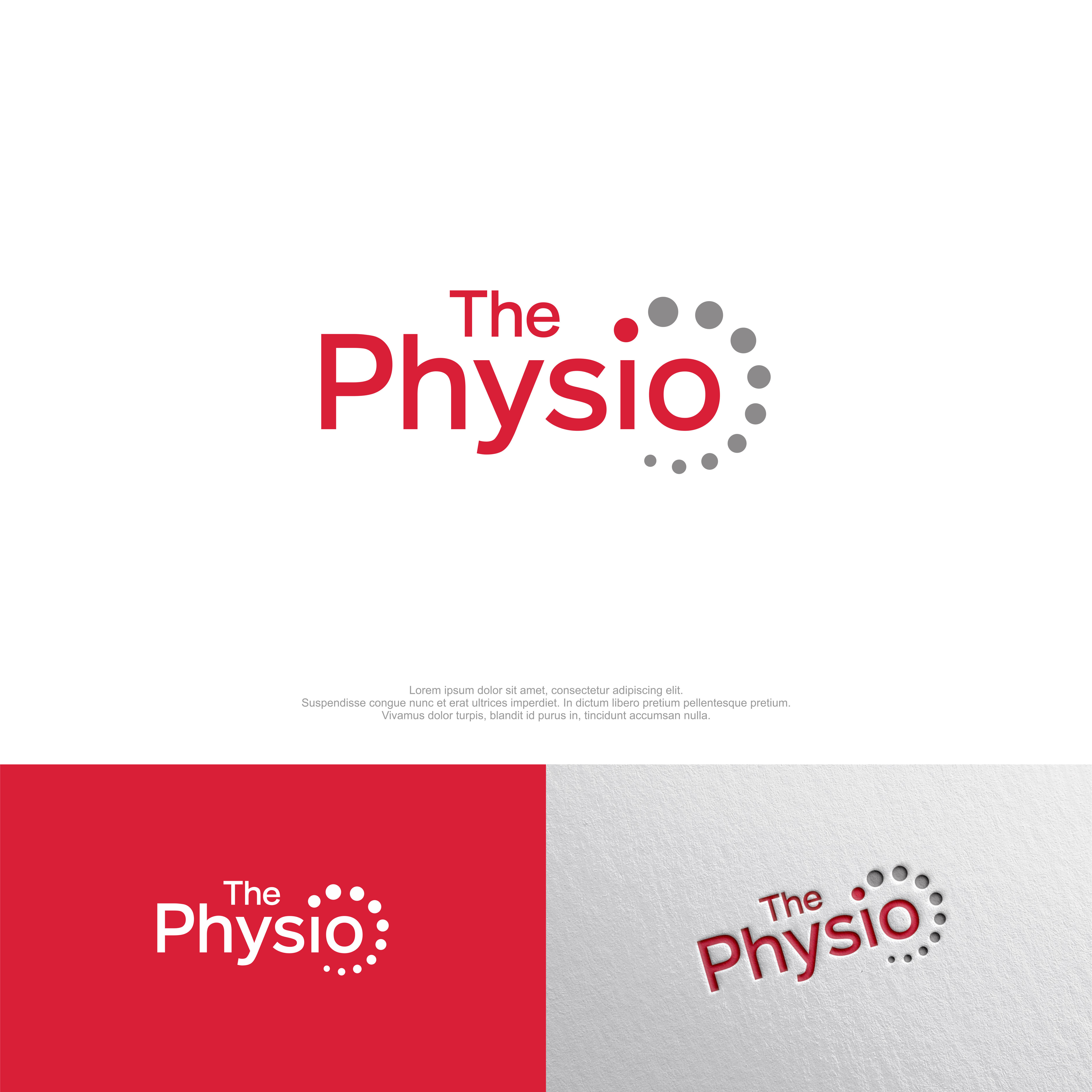 World class physiotherapy clinic needs you help to design a killer logo