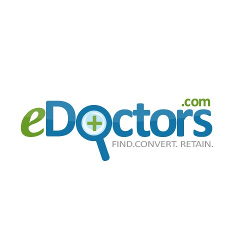 logo for eDoctors.com - Define this Brand!