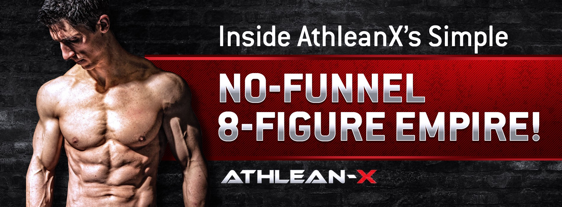 Inside AthleanX's Simple, No-Funnel 8-Figure Empire!