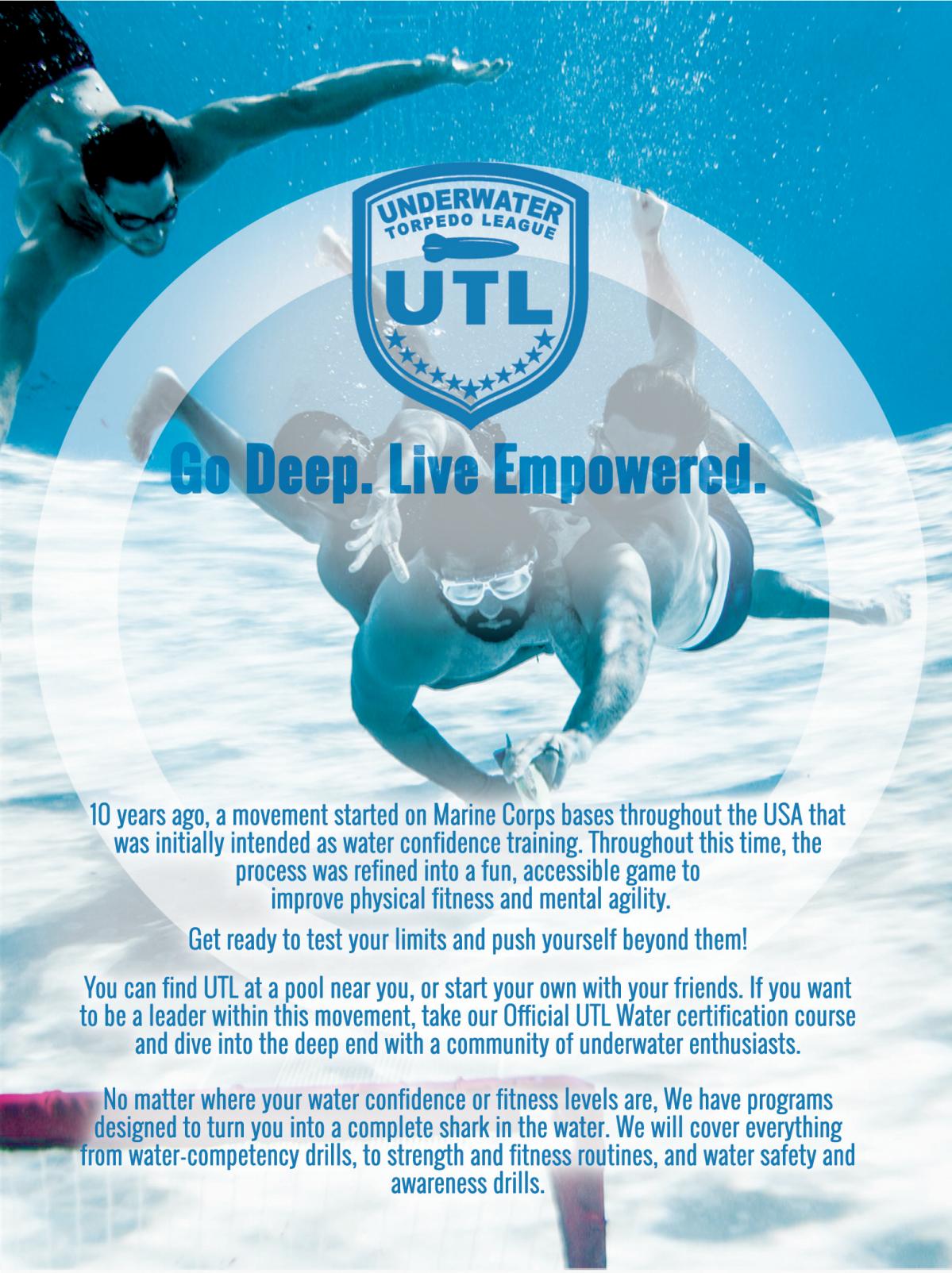 Underwater Torpedo League Video Game Script Project