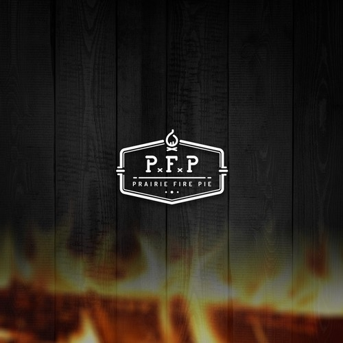 Prairie Fire Pie Logo