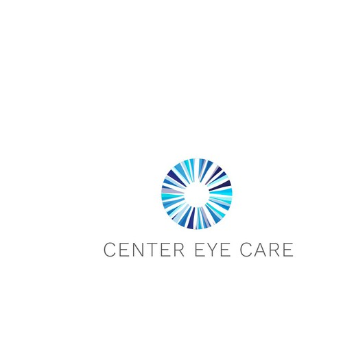 logo for eye care company