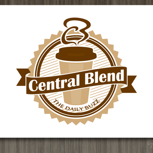 Central Blend needs a new logo