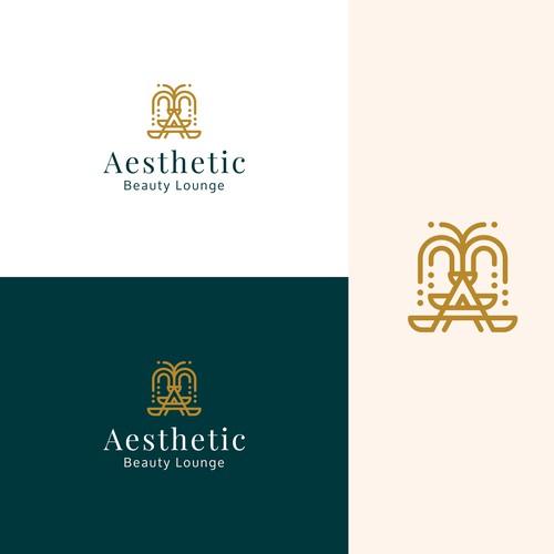 Logo Concept for Aesthelie