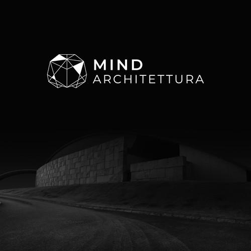 Logo Design - Mind Architettura