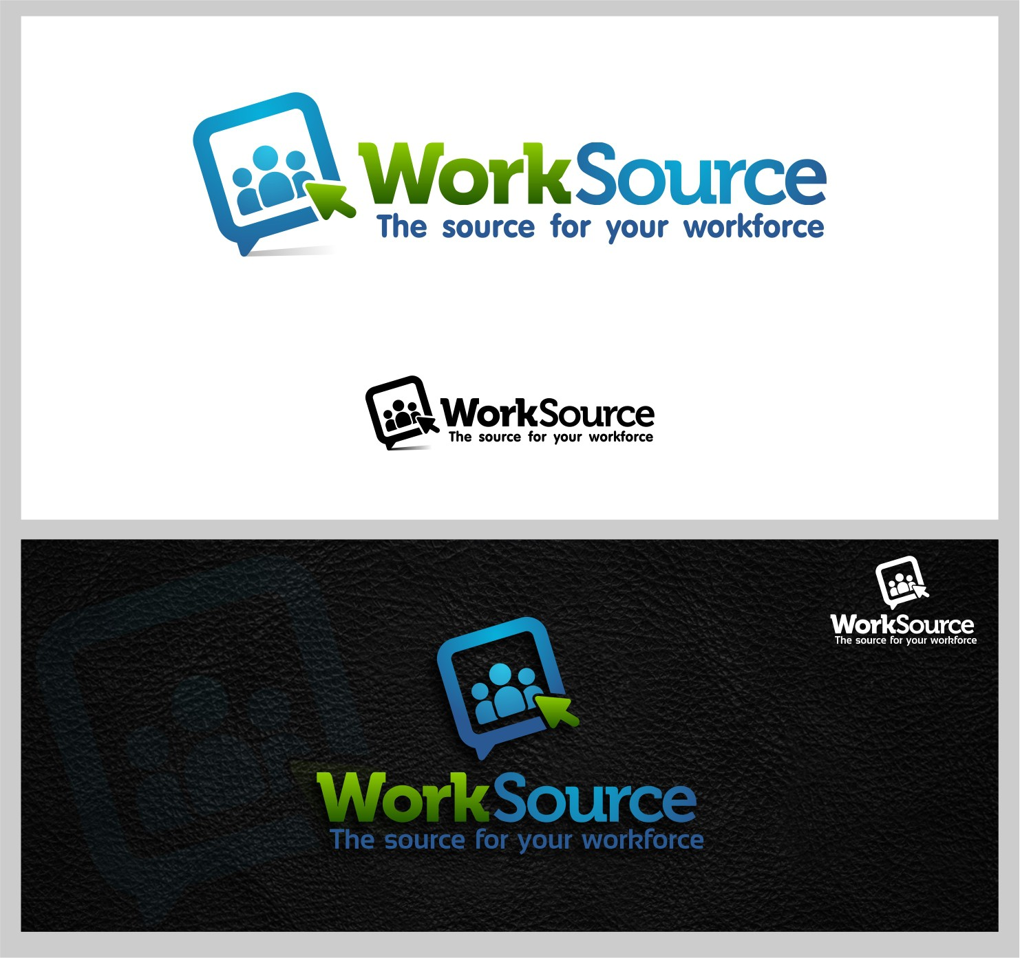 New logo wanted for WorkSource