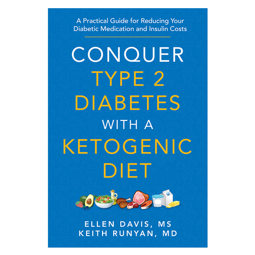 Simple Concept for a book about DIABETES