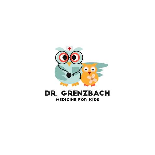 Logo Kinderarztpraxis