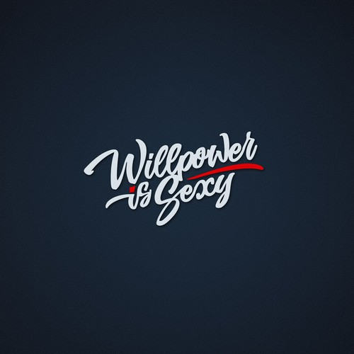 «Willpower Is Sexy» logo