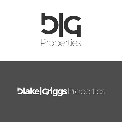 Blake|Griggs Properties Logo