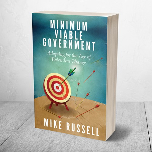 Minimum Viable Government Book Cover