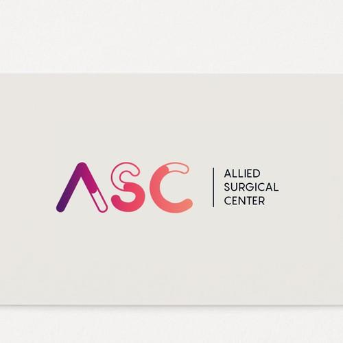 Logo for modern surgical center