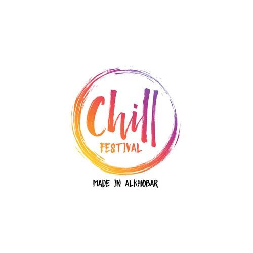 Chill Festival Logo