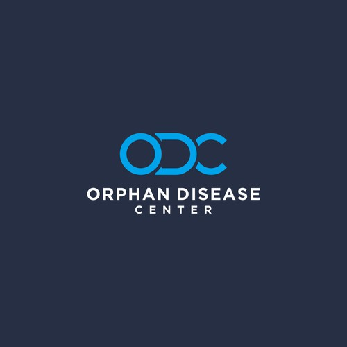 A Creative & Approachable Logo, Raise Awareness For Rare Diseases! ODC