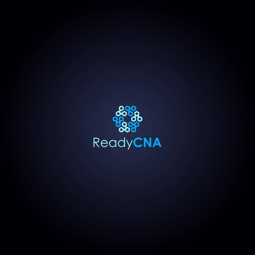 Hexagon Within Hexagon Logo For ReadyCNA